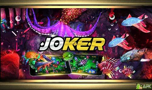 Daftar Joker Game Ikan Terbaru