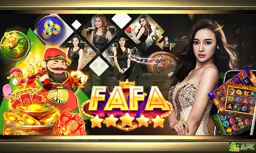 Daftar Slot FAFASLOT Indonesia Praktis